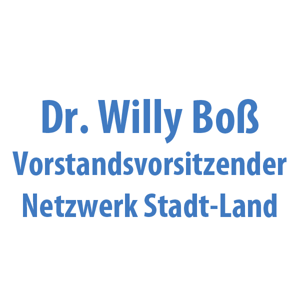 Dr. agr. Willy Boß