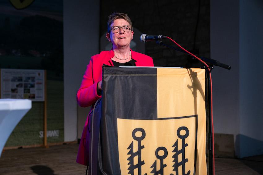 Ministerin Frau Prof. Dalbert