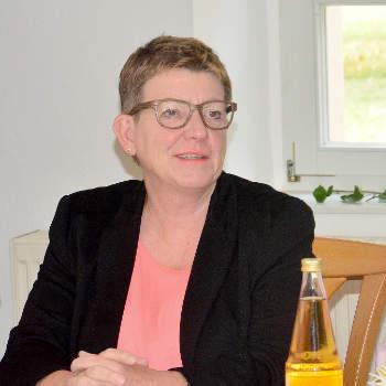 Frau Prof. Dalbert, Ministerin für Umwelt, Landwirtschaft und Energie
