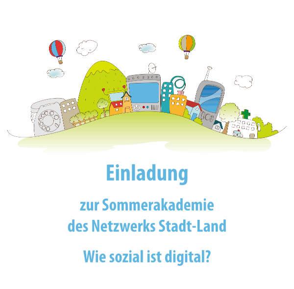 Sommerakademie 2021 Netzwerk Stadt-Land
